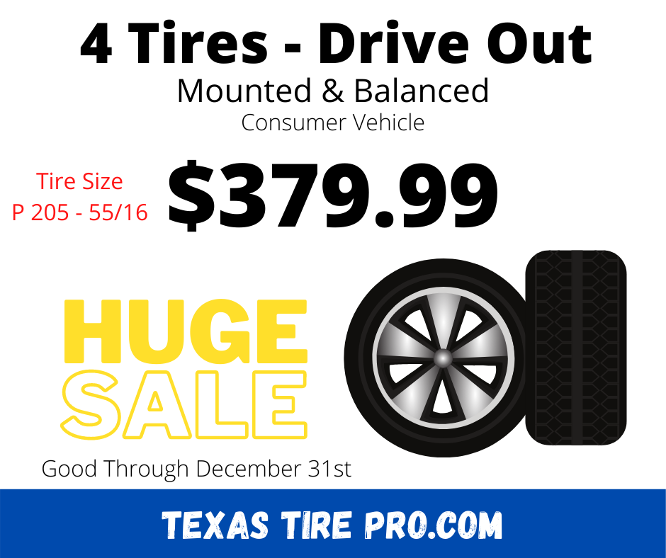 New Tire Special